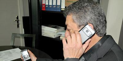GSM: de plus en plus d'appels qui n'aboutissent pas ou sont coupés pendant la communication…. Portab10