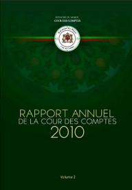 LE RAPPORT ANNUEL DE LA COURS DES COMPTES 2010 Rappor10
