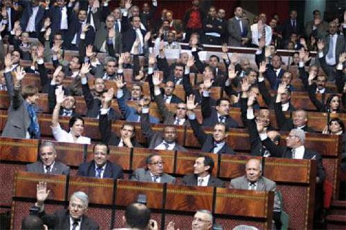 Loi de finances 2012 Le projet de loi adopté par la chambre des conseillers  Rub_1510