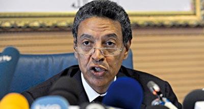 Réunion du ministre de l'Intérieur avec les partis politiques sur les lois électorales : Volonté de l'Etat d'organiser «des législatives historiques»  Taieb-10