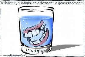 Bisbilles PJD-Istiqlal en attendant le gouvernement Timthu12