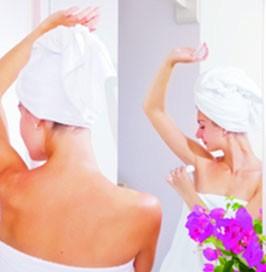 Transpiration persistante : Une bonne hygiène est la règle de base Transp10