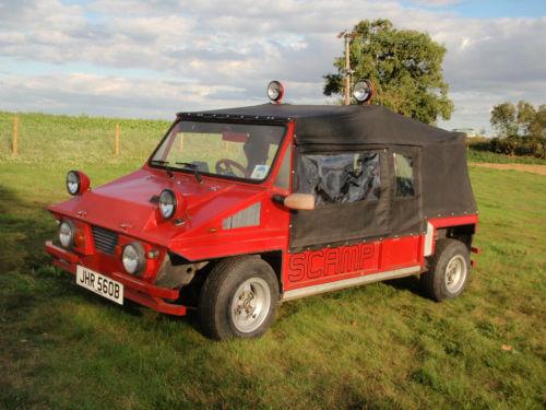 1964 Red Mk1 on Ebay 1964re10
