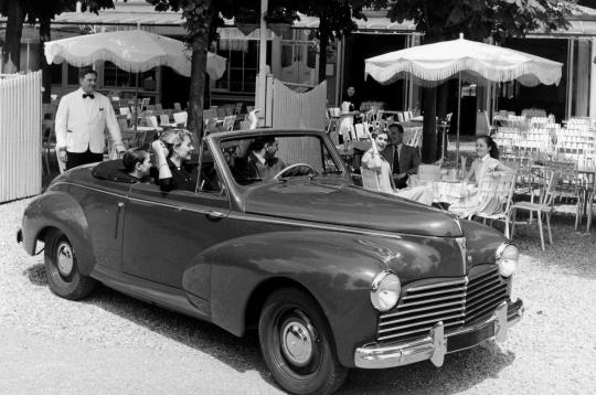 La 203  en rallye Cabrio10