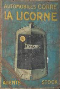 Marque de voiture disparue Licorn10