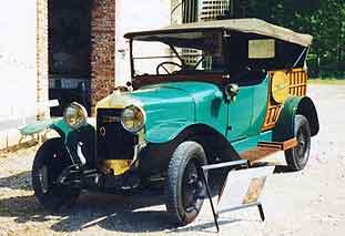 Marque de voiture disparue Licorn11