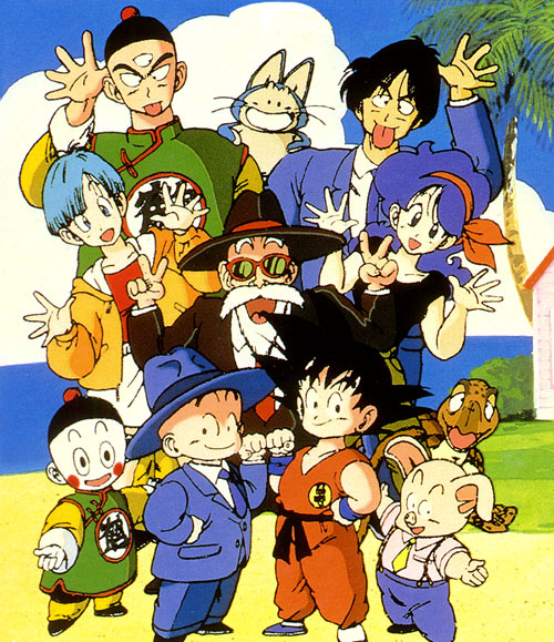Dragonball (1986–1989)  Dbcast10