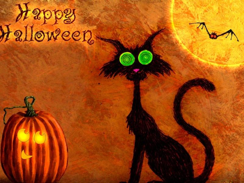 Noć vještica - Halloween ! Gdje idete? Slavite li? Ukrašavate li bundeve? Maskirate li se? - Page 3 Happy_10