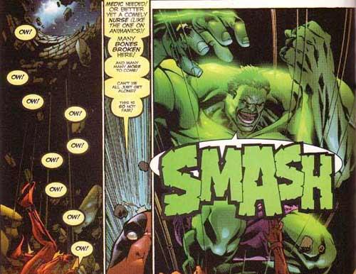 Hulk strip  Hulk2010