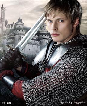 Najdraži likovi iz serija Merlin12
