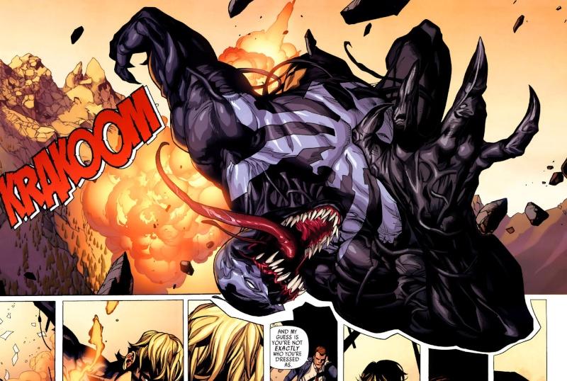 Najveći negativci stripa Venom-11