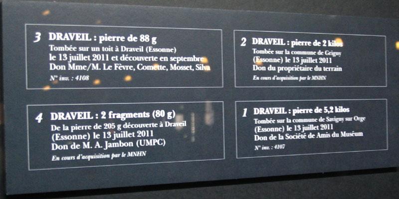 Météorite de Draveil Dravei11