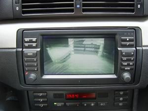 [BMW 320 ci E46] Branchement d'une caméra de recul 1_3910