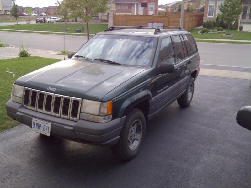 97 Jeep Grand Cherokee Build Vaugha10