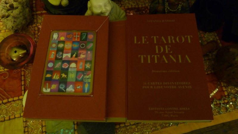 Le tarot de Titania Carte210