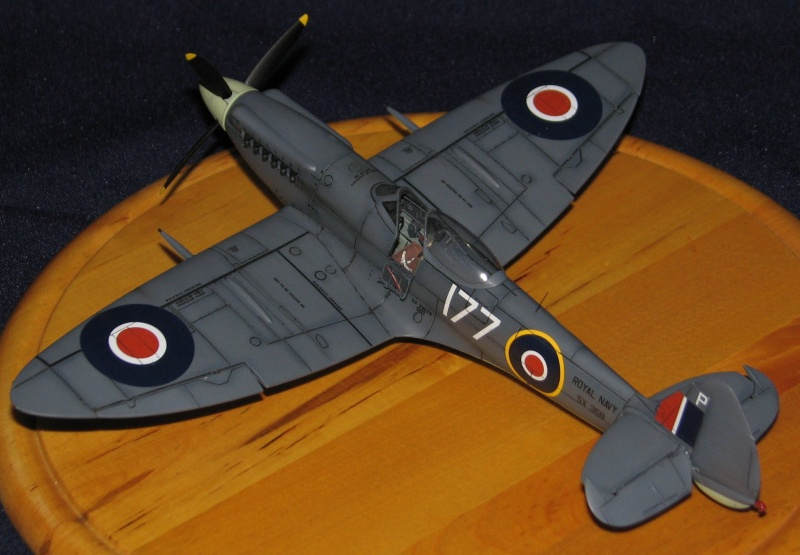 Supermarine Seafire F.XVII Img_0813