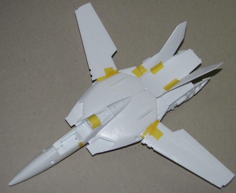 Hasegawa 1/48 VF-1A/J Valkyrie Img_0915