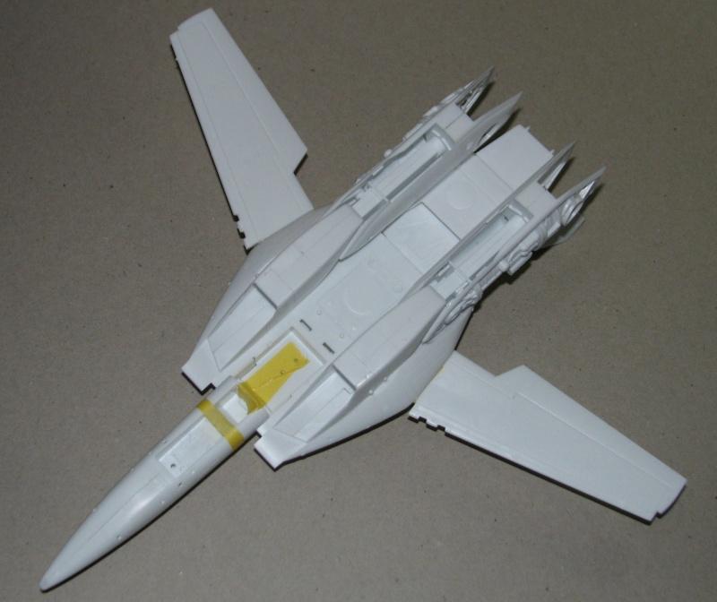 Hasegawa 1/48 VF-1A/J Valkyrie Img_0916