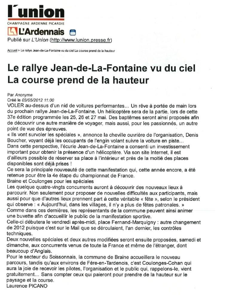 jdlf - presentation JDLF 2012... Union10