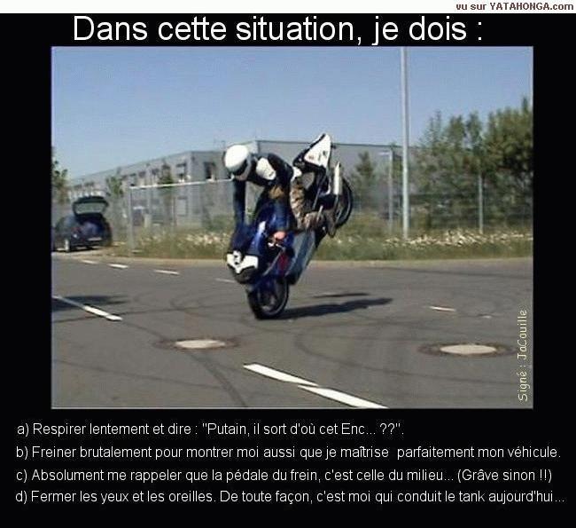 code de la route  (humour) 25275111
