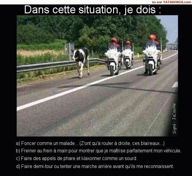 code de la route  (humour) 27067810