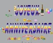 Joyeux anniversaire aujourd'hui à ... - Page 27 37264441