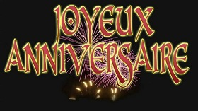 Joyeux anniversaire aujourd'hui à ... - Page 6 Maxres33