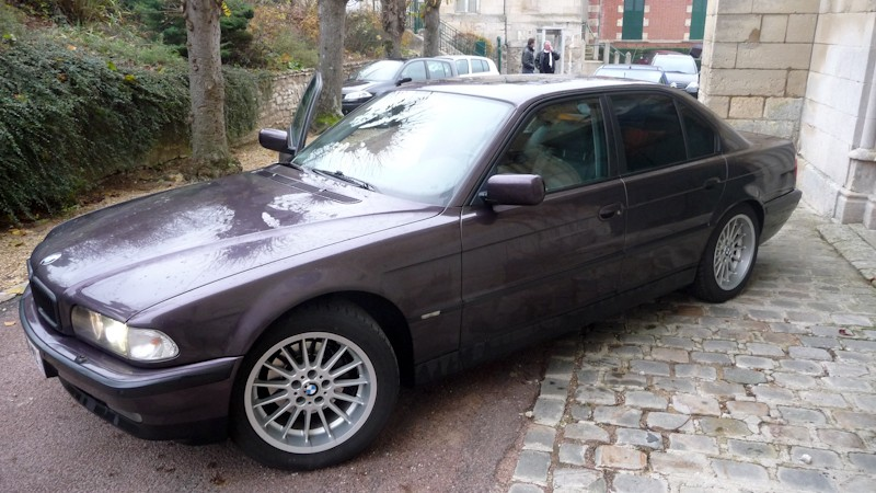 735i de Benoit (année 1997) P1080610