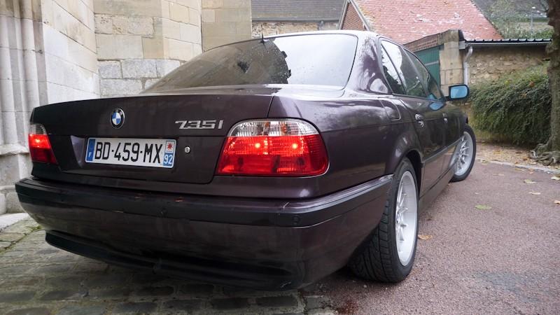 735i de Benoit (année 1997) P1080613