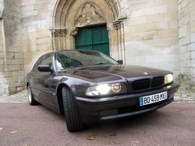 735i de Benoit (année 1997) P1080616
