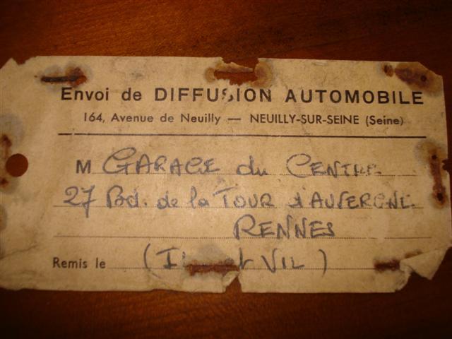 Vw en France - la concession VW Diffusion à Neuilly Dsc00610