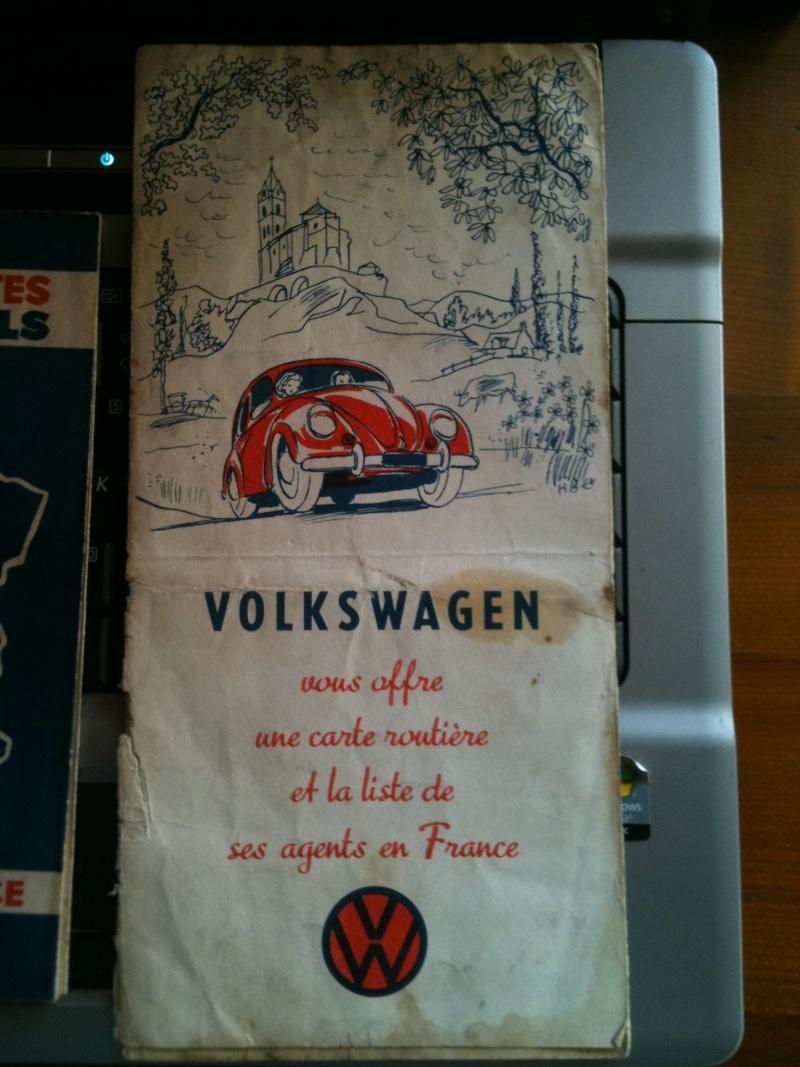 Vw en France - la concession VW Diffusion à Neuilly Paris10