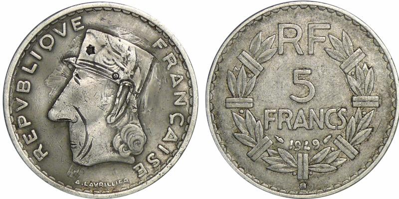 Curiosités : monnaies fautée et satiriques ... 11072610