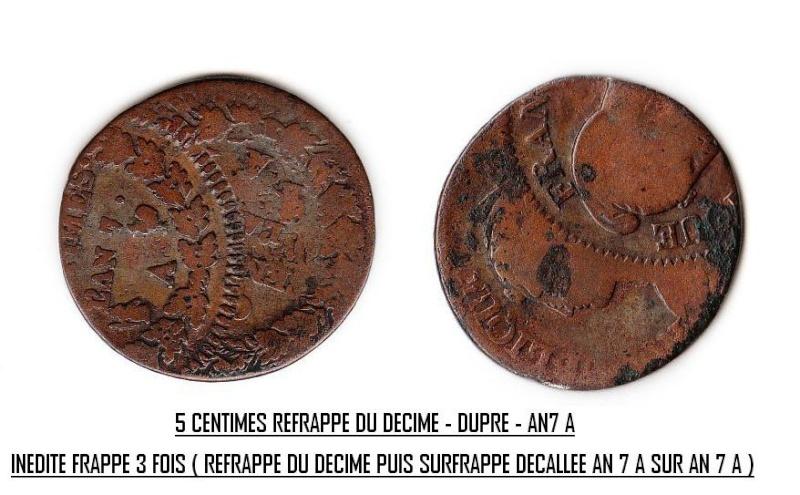 Cinq Centimes An 7/5 A/B Coq sur Vase (et une surprise) 5_cent10