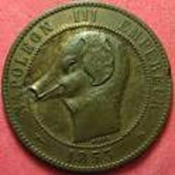 Curiosités : monnaies fautée et satiriques ... Images10