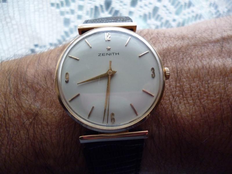 Zenith or rose 18k  pas ordinaire; z'en pensez quoi ? 00910