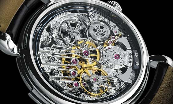 Les plus beaux calibres de montres mécaniques vintages et contemporains du monde ... 21457v10
