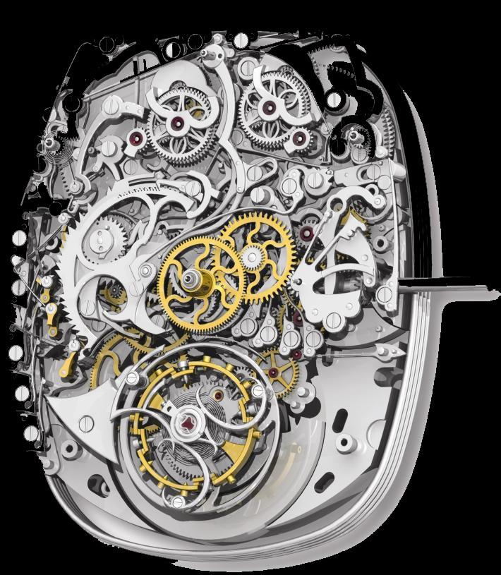 Les plus beaux calibres de montres mécaniques vintages et contemporains du monde ... - Page 2 86101310