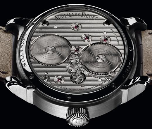 Les plus beaux calibres de montres mécaniques vintages et contemporains du monde ... - Page 2 Audema14