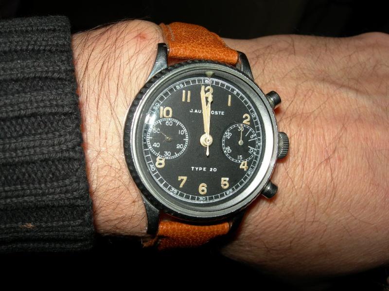 La montre préférée de votre collection, une tite photo svp qu'on mire Aurico12