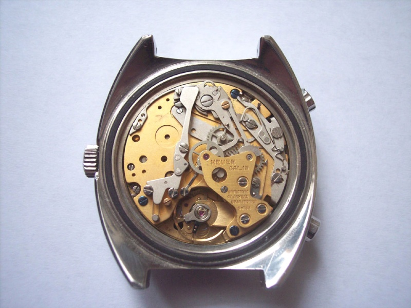 Chronographe Heuer, calibre 11 Autavi10