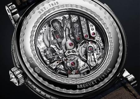 Les plus beaux calibres de montres mécaniques vintages et contemporains du monde ... Bregue10