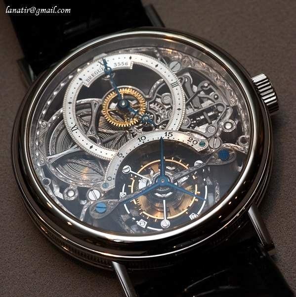 Les plus beaux calibres de montres mécaniques vintages et contemporains du monde ... - Page 2 Bregue12