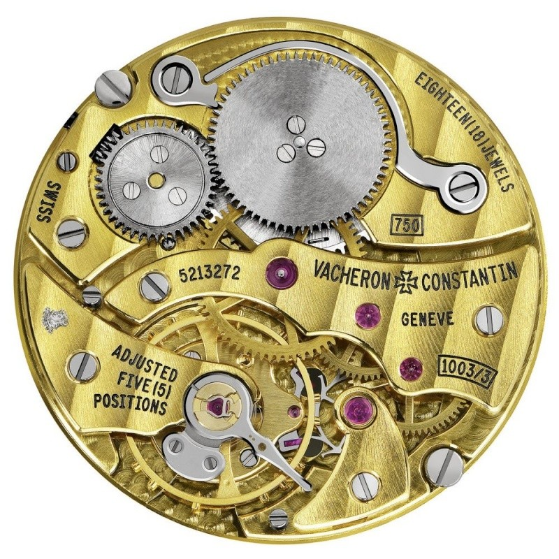 Les plus beaux calibres de montres mécaniques vintages et contemporains du monde ... Calibr10