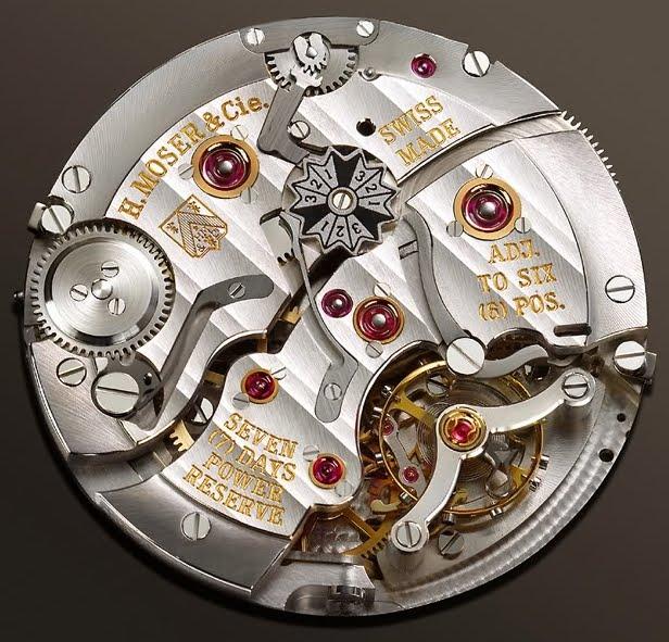 Les plus beaux calibres de montres mécaniques vintages et contemporains du monde ... - Page 2 Calibr11