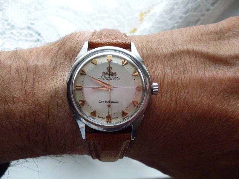 La montre préférée de votre collection, une tite photo svp qu'on mire Conste15