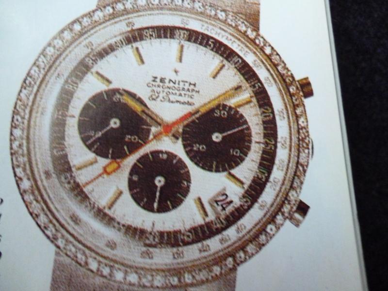 Zenith El Primero : Liste des Principaux El Primero Vintages de 1969 à 1986 ( Référence, Fabrication, Production d ) El_pri18