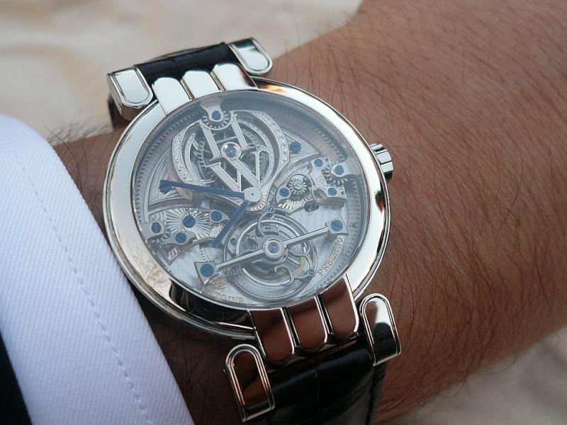Les plus beaux calibres de montres mécaniques vintages et contemporains du monde ... Gen20110