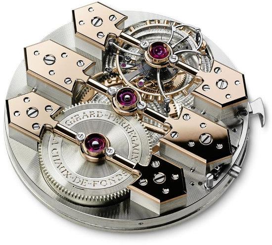 Les plus beaux calibres de montres mécaniques vintages et contemporains du monde ... Girard10