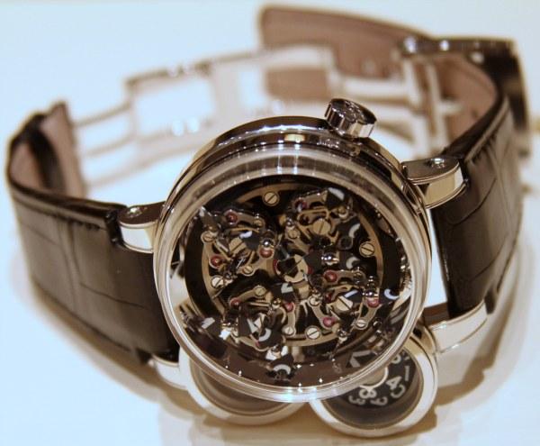 Les plus beaux calibres de montres mécaniques vintages et contemporains du monde ... - Page 2 Harry-10